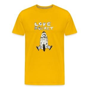 Love Rocket - Men's Premium T-Shirt