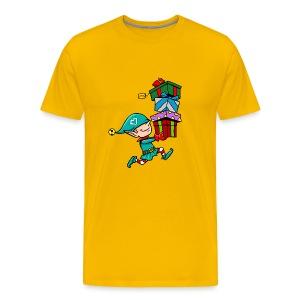Premium Design Elf - Men's Premium T-Shirt