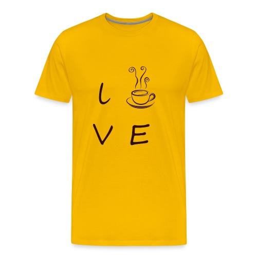 coffee10 - Men's Premium T-Shirt