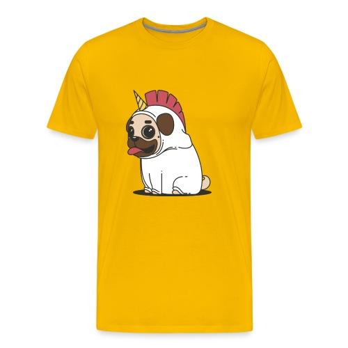 Pug Love - Men's Premium T-Shirt