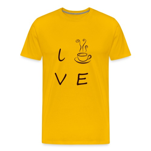 coffee10 - Men's Premium T-Shirt