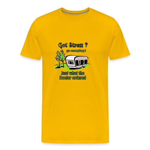 Got Stress - Men's Premium T-Shirt