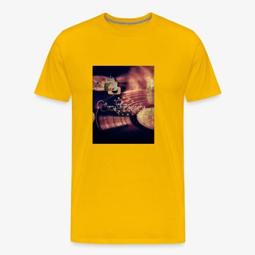 Vintage Album Brand - Men's Premium T-Shirt
