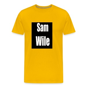 samlogo - Men's Premium T-Shirt