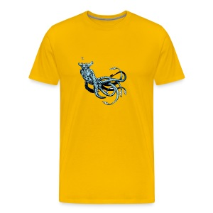 Sea Emperor Transparent - Men's Premium T-Shirt