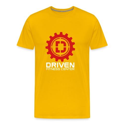 Stacked Logo - Men's Premium T-Shirt