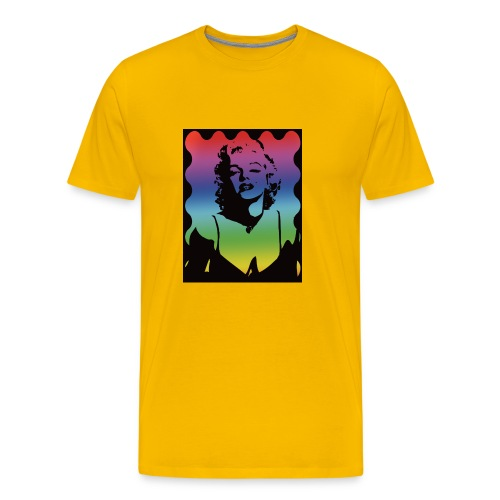 Marylyn M. - Men's Premium T-Shirt