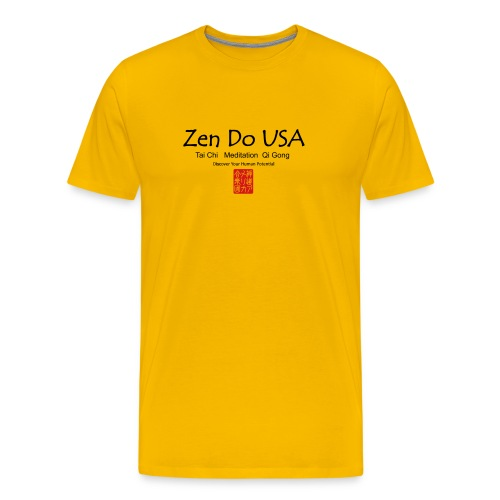Zen Do USA - Men's Premium T-Shirt