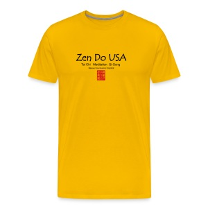 Zen Do USA - Men's Premium T-Shirt