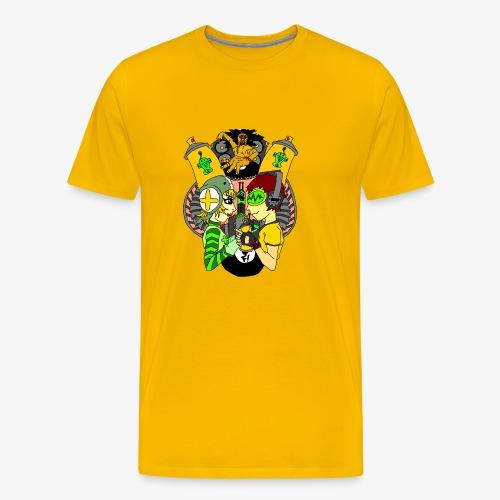 JGR Fantasy - Men's Premium T-Shirt