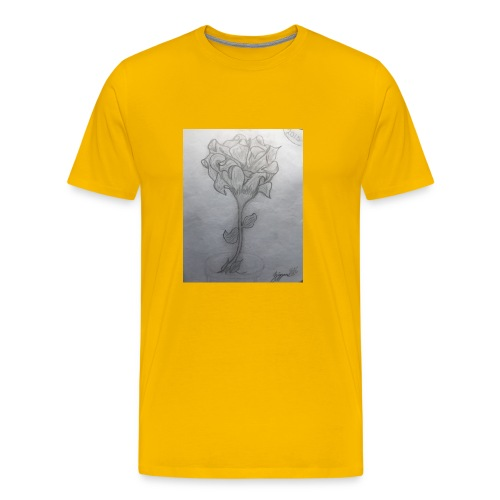 Ziyyon Flower - Men's Premium T-Shirt