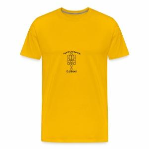 sTree of Life Records logo - Men's Premium T-Shirt