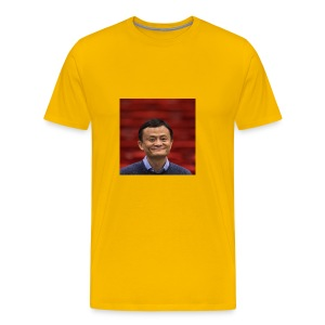 Dylantoapickle logo - Men's Premium T-Shirt