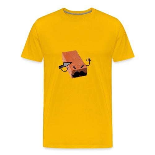 Shitty AVI - Men's Premium T-Shirt