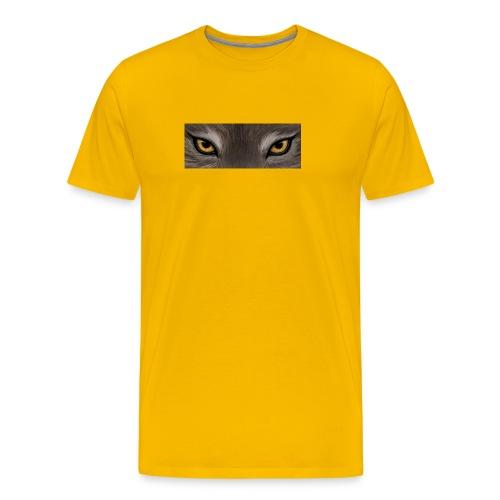 Wolf Eyes - Men's Premium T-Shirt