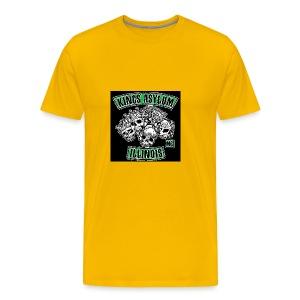 KING S ASYLUM MC color 817 S21462 - Men's Premium T-Shirt