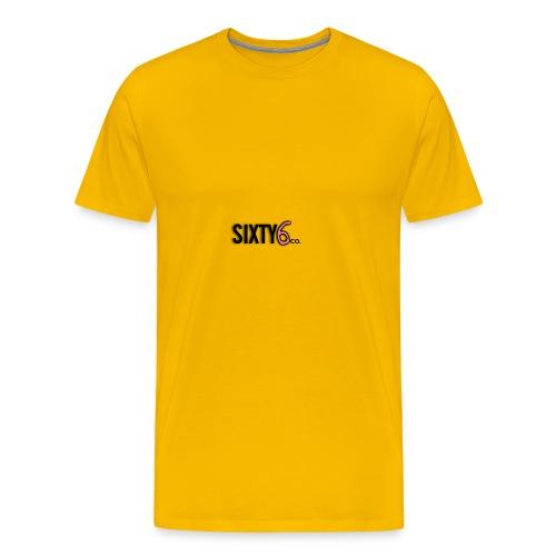 Sixty6Pocket - Men's Premium T-Shirt