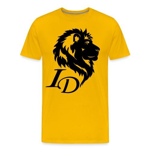 NEW INFINITE DESIGNS LOGO - Men's Premium T-Shirt