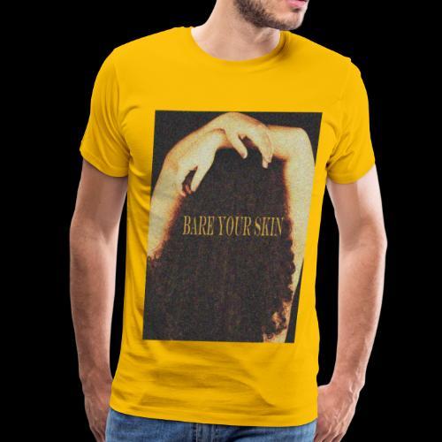 Bare Your Skin Color - Men's Premium T-Shirt
