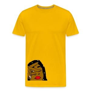Yo Apparel Collection - Men's Premium T-Shirt