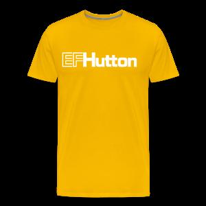 EF Hutton - Men's Premium T-Shirt