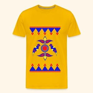 I Love Ethnic - Men's Premium T-Shirt