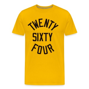 Twenty Sixty Four - Men's Premium T-Shirt