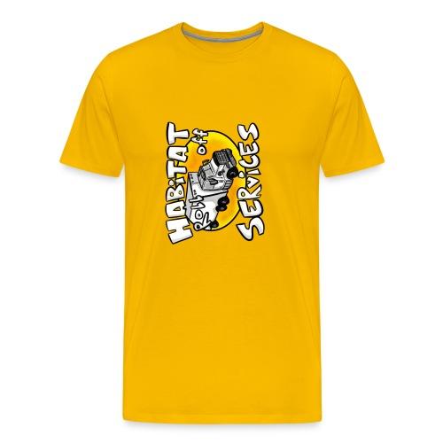 Habitat rolloff - Men's Premium T-Shirt