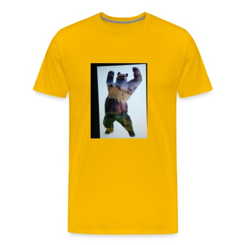 Lucky bear - Men's Premium T-Shirt