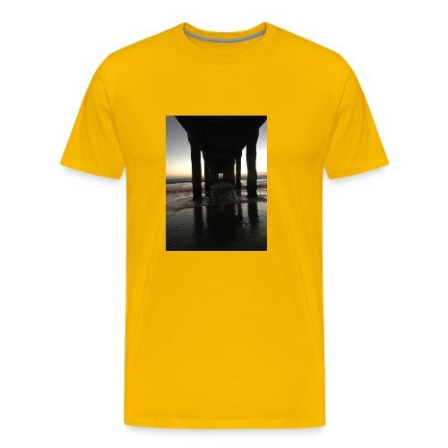 Manhattan Beach, Ca. - Men's Premium T-Shirt
