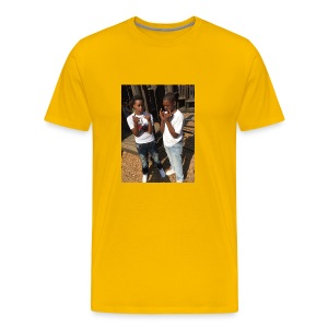 125ACE12 E5C2 4166 A066 F5DB8905BED6 - Men's Premium T-Shirt