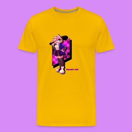 Project Amy : Chilled - Men's Premium T-Shirt