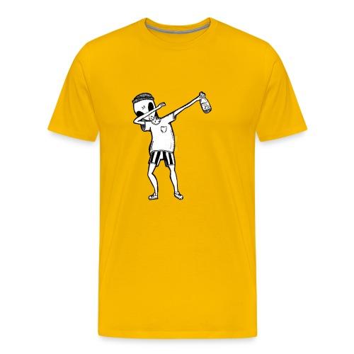 Alien Dab - Men's Premium T-Shirt