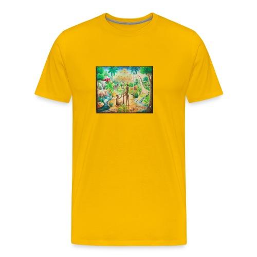 ADAN & EVE - Men's Premium T-Shirt
