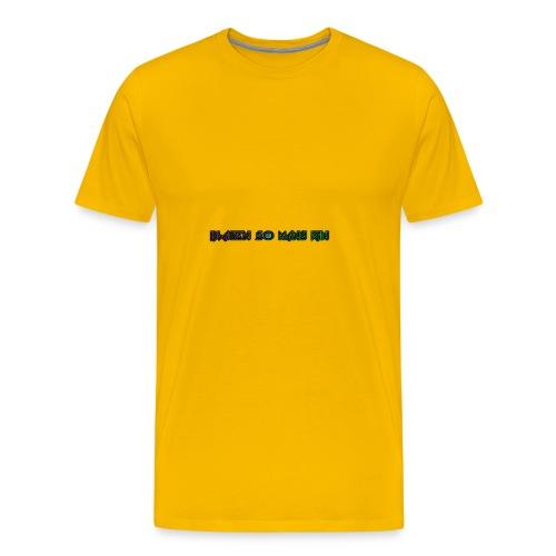 BLAZEN SO MANY MERCH FOR SALE - Men's Premium T-Shirt
