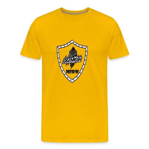 deathwish Shield - Men's Premium T-Shirt