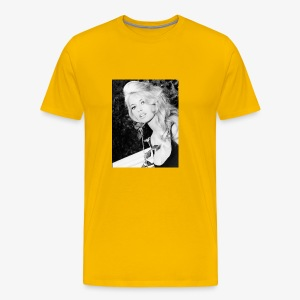 60's Babe - Men's Premium T-Shirt
