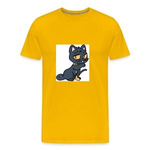 Kieran_Cat_Test - Men's Premium T-Shirt