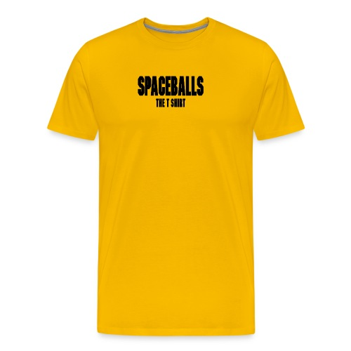 Spaceballs Branded all Items - Men's Premium T-Shirt