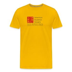 American Buddhist Sangha / Zen Do USA - Men's Premium T-Shirt