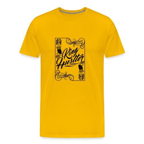 king_hustler - Men's Premium T-Shirt