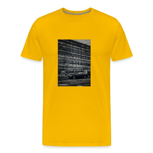 NYC Street 2 - Men's Premium T-Shirt