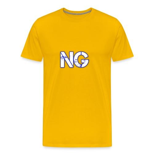 cooltext221976116542463 - Men's Premium T-Shirt