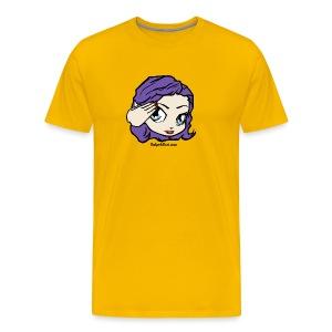 Salute the Fleet! - Men's Premium T-Shirt