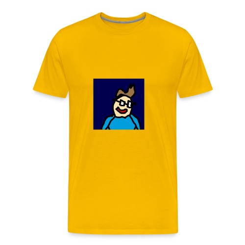 Official Luke Shirt - Men's Premium T-Shirt