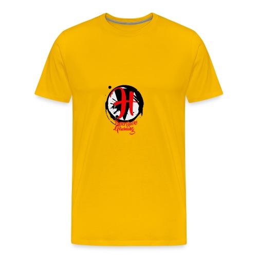 logo samples v5 - Men's Premium T-Shirt