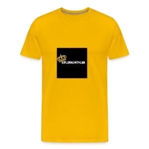 Exploring - Men's Premium T-Shirt