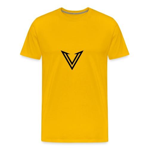 vexedlogo - Men's Premium T-Shirt