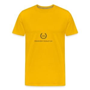 9343691A EA1C 407C 9E5C FF79503B75DA - Men's Premium T-Shirt