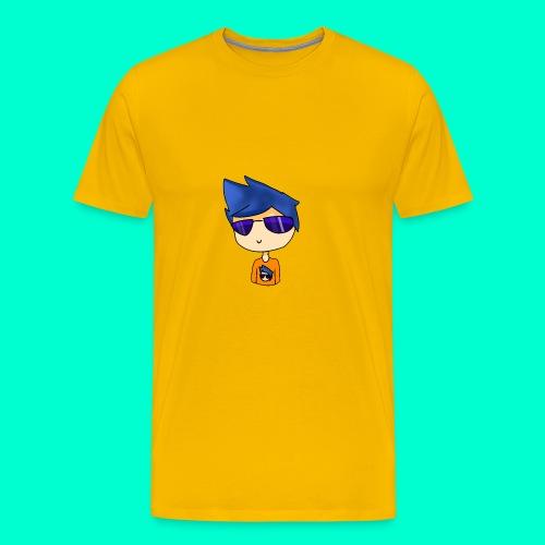 Cartoonish Avatar! - Men's Premium T-Shirt